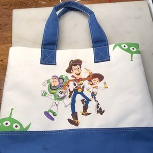 Pottery Barn Kids tote Toy Story